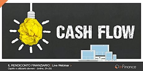 WEBINAR | Il Rendiconto Finanziario biglietti