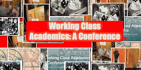 International Working Class Academics Conference tickets