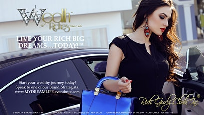 L. Renee's Rich Gurlz Club 21: Million Dollar Success Business Mentorship tickets