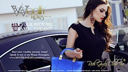 L. Renee's The Rich Gurlz Club 21: Million Dollar Success Bizness Mentorship Program tickets