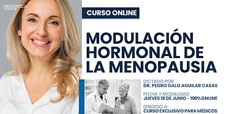 Modulación Hormonal de la Menopausia entradas