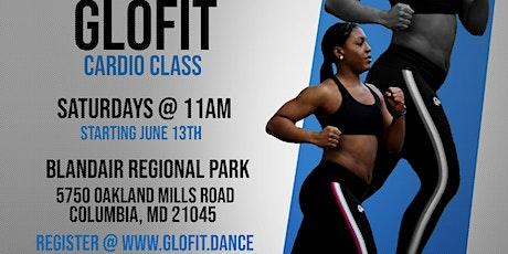 GloFit Outdoor Cardio Class tickets