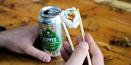 To-Go Cider & Sides : GetFed Concepts & Stem Ciders tickets