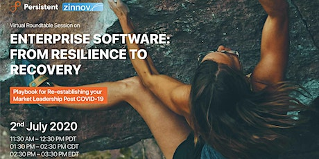Enterprise Software: From Resilience to Recovery tickets