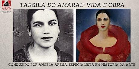 TARSILA DO AMARAL: VIDA E OBRA bilhetes