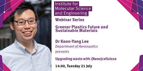 Upgrading Waste with (Nano)cellulose tickets