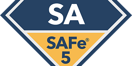 SAFe 5.0 with SAFe Agilist Certification tickets