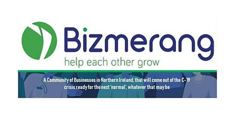 Bizmerang Dungannon June Meet-Up tickets