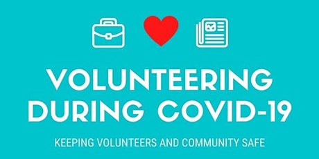 Guidelines for Safe Volunteering during COVID-19. Click here for dates tickets