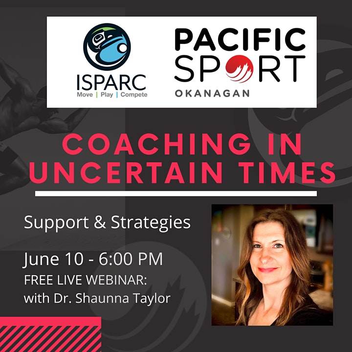 Coaches: Managing Expectations  & Providing Support During Uncertain Times image