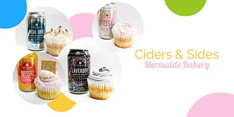 To-Go Cider & Sides : Mermaids Bakery & Stem Ciders tickets