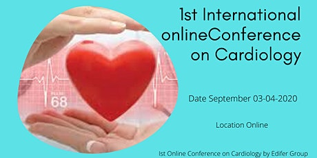 International Online Conference on Cardiolgy tickets