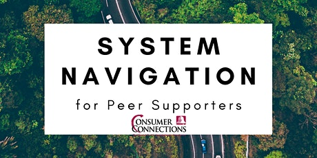 System Navigation for Peer Supporters tickets