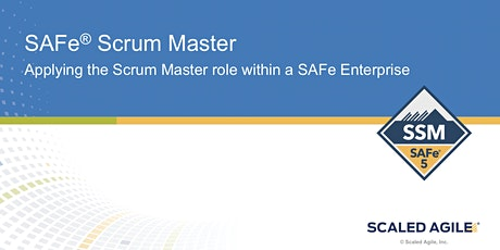 SAFe Scrum Master biglietti