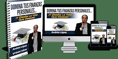 """Curso Online GRATUITO """"Desarrolla Tu Mentalidad Financiera"""" entradas"""