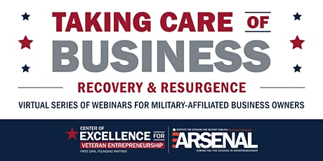 Taking Care of Business: Recovery and Resurgence tickets