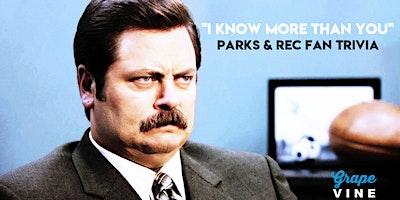 PARKS & RECREATION Fan Trivia: Streamed [North America]