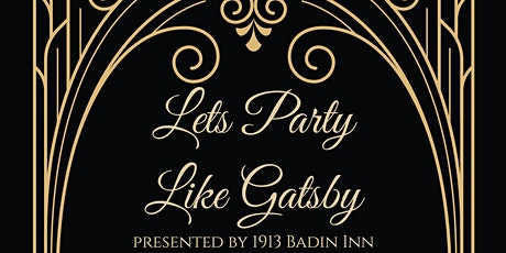 Let's Party Like Gatsby tickets