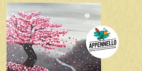Fano (PU): Ciliegio fiorito, un aperitivo Appennello biglietti