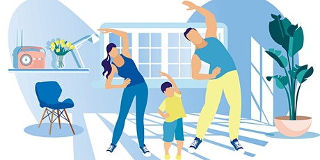 Fitness Fun at Home tickets
