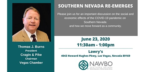 NAWBO Southern Nevada Presents: Southern Nevada Re-Emerges tickets