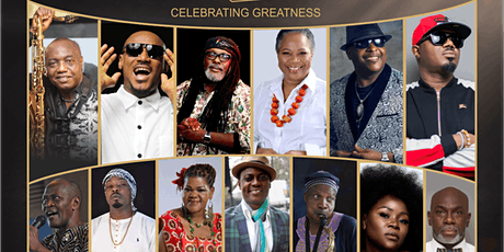 The Legends Concert Nigeria tickets