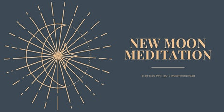 New Moon Meditation tickets