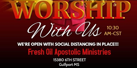 Sunday Worship Services- FOAMinistries tickets