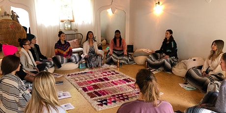 Women's Circle: Breathwork + Yoga + Intention Setting for your Love Life tickets