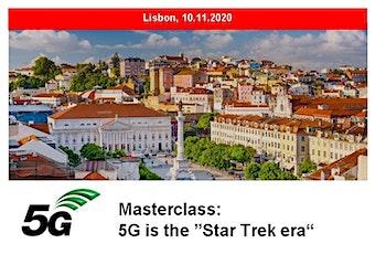 5G Masterclass 2020 - LISBON tickets