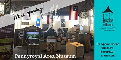 Pennyroyal Area Museum & Fire-Transportation Museum tickets
