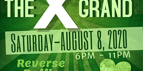 The X GRAND tickets