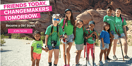 Girl Scout Open House tickets