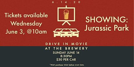 Drive In Movie at the Brewery tickets