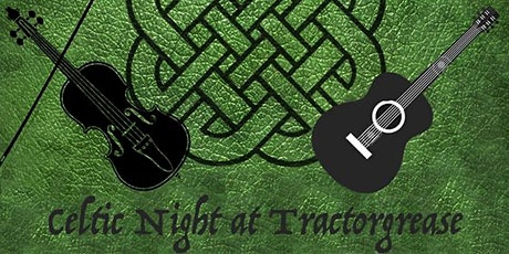 Celtic Night Dinner and Music with Jennie Bice and Pat Chessell tickets