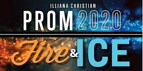 Illiana Christian High School Prom 2020 tickets
