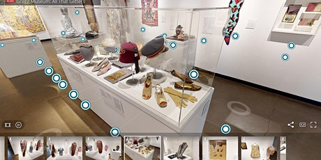 Virtual Tour of the Gregg Museum tickets