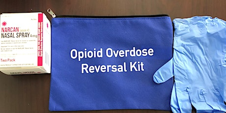 Online Narcan Training Event tickets