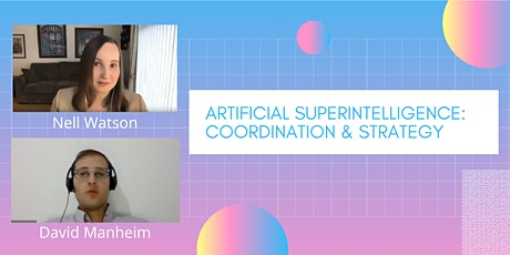Artificial Superintelligence: Coordination & Strategy tickets