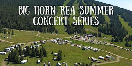 Big Horn REA Summer Concert Series #4- August 29th tickets