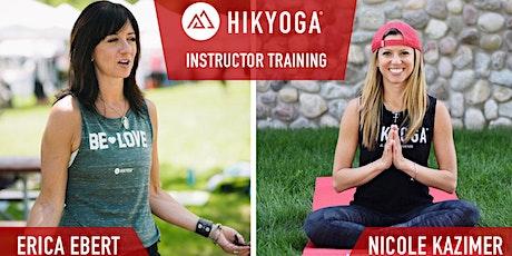 Hikyoga Instructor Training tickets