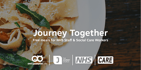 Journey Together - NHS Free Meals Final Week tickets