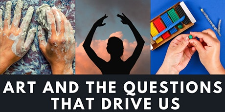 Art and the Questions That Drive Us tickets