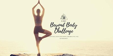 8-Day Beyond Body Challenge tickets
