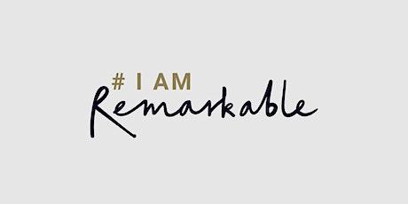 #IamRemarkable Workshop (Français) billets