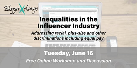 Inequalities in the Influencer Industry tickets