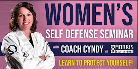 Intensive Women's Self Defense Workshop tickets
