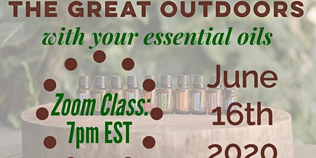 Natural Health Workshop Series-The Great Outdoors tickets