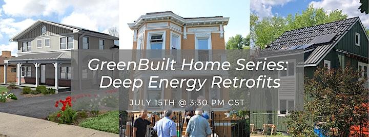 GreenBuilt Home Series: Deep Energy Retrofits image