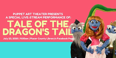 Puppet Art Theater Presents: Tale of the Dragon's Tail tickets